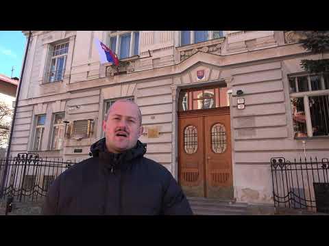 Výzva na protest proti politickému procesu s poslancom Milanom Mazurekom