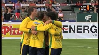 2011 IFA Faustball WM Halbfinale: Deutschland vs. Brasilien