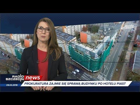 RADIO SZCZECIN NEWS - 09.03.2018