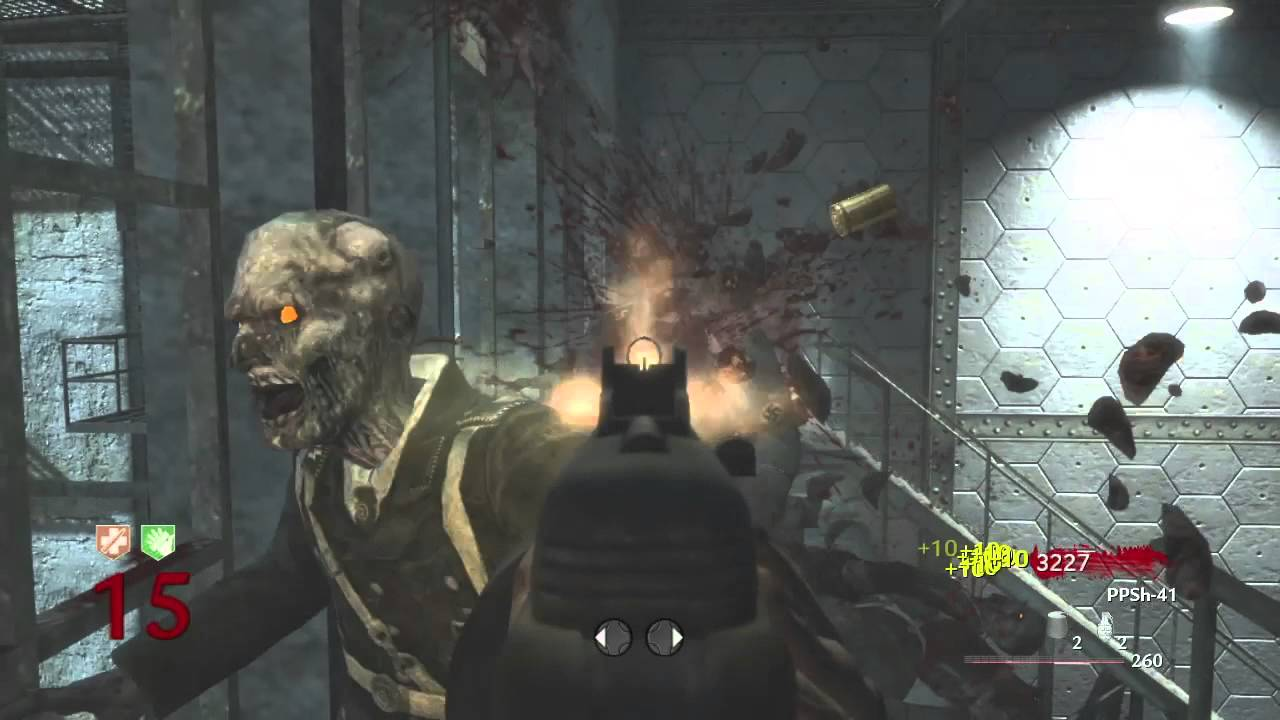 Call of Duty: World at War - Map Pack 3 - Acquire Waffle Weapons!