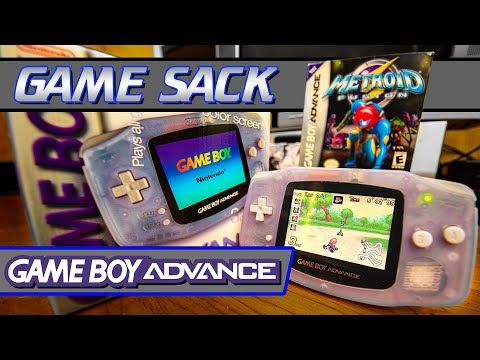The Game Boy Advance - Review - Game Sack