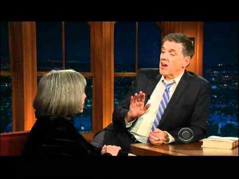 Craig Ferguson 3/19/12D Late Late Show Anne Rice