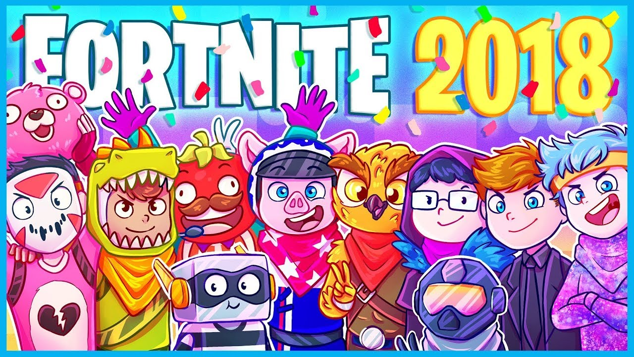 WILDCAT's BEST OF 2018! (Fortnite Funniest Moments & Best