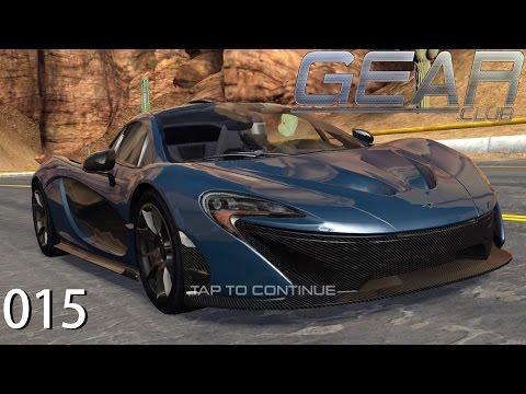 Gear Club [015] McLaren P1 Testdrive - Let's Play Gear Club IOS Gameplay [1080p / FullHD]