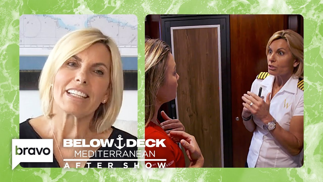 Captain Sandy Explains Why She Pulled Malia White Out of the Galley | BDM After Show (S5 Ep17)