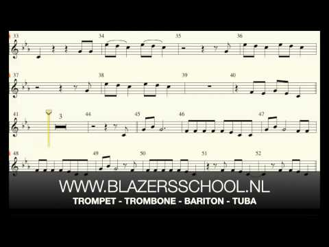 Dark Horse - Katy Perry -  Trumpet (Real Trumpet Sound)