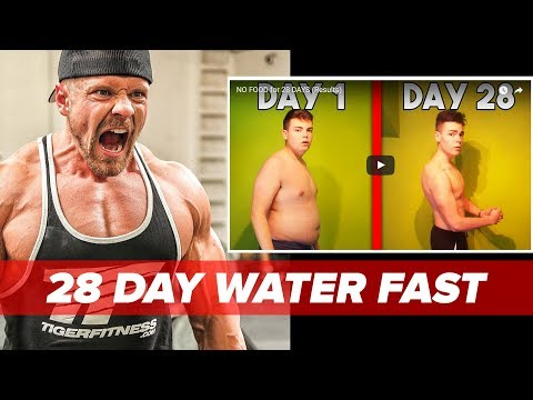 SHOCKING! No Food For 28 Days Reaction