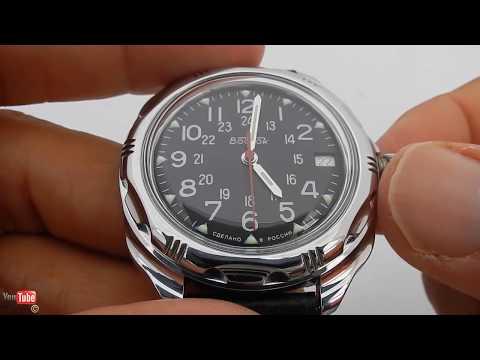 JUNK Vostok Komandirskie Worst Watch I Have Ever Experienced