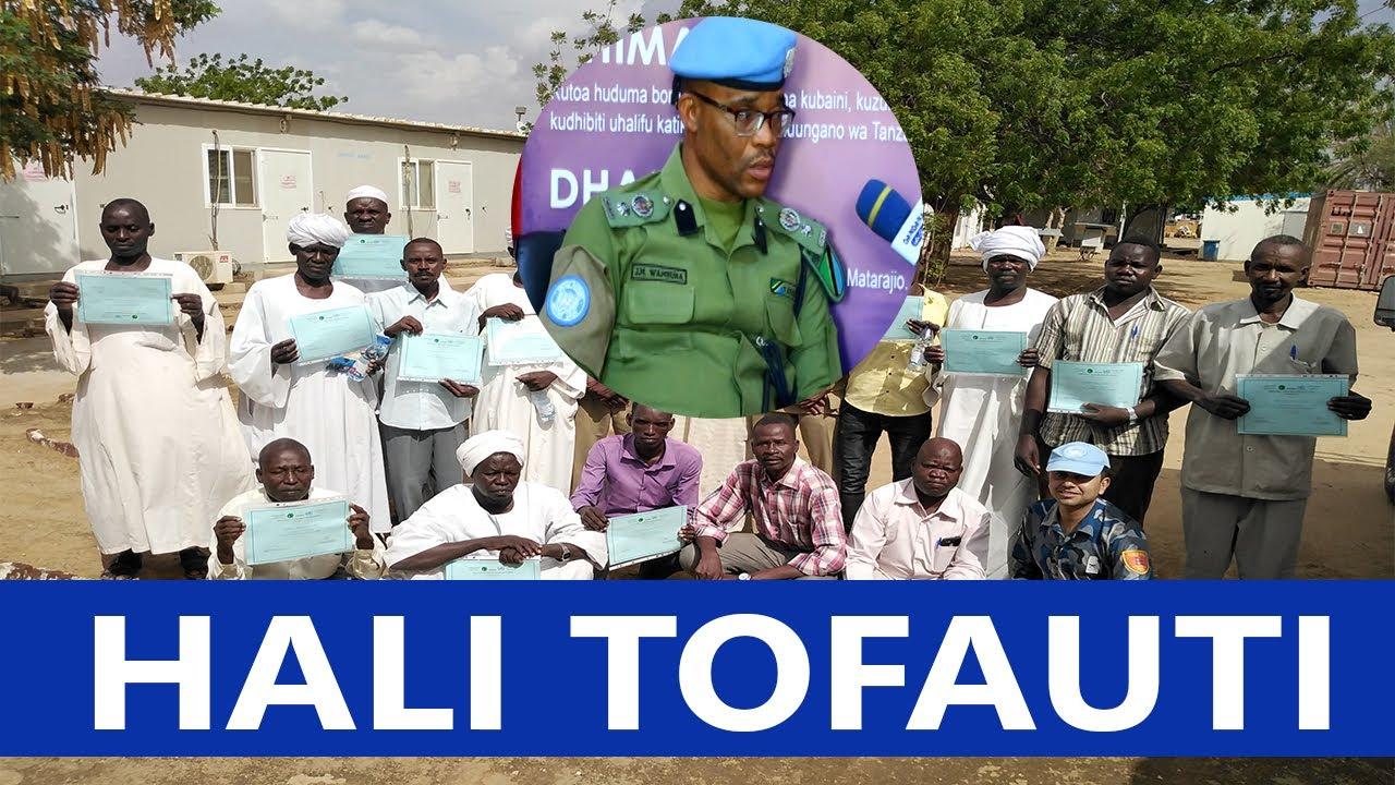 Download PART I : ASKARI WA KITANZANIA ALIVYOKWENDA KULINDA AMANI SUDANI/WAZAZI WALIKATAA, NITAKUFA