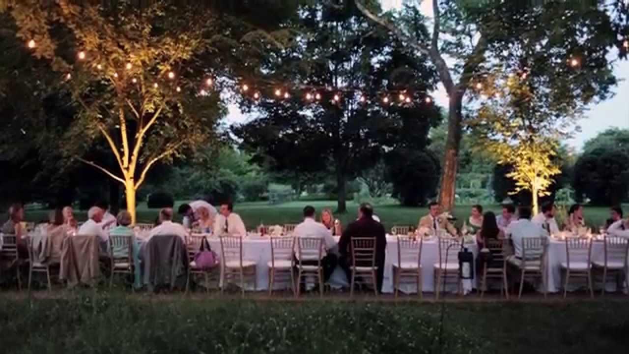 Tuckahoe Plantation Wedding Video Richmond Virginia Echard Films
