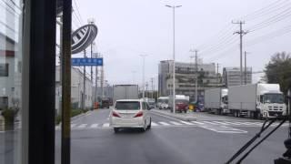 東京ベイシティバス 20番系統 舞浜駅→クリーンセンター