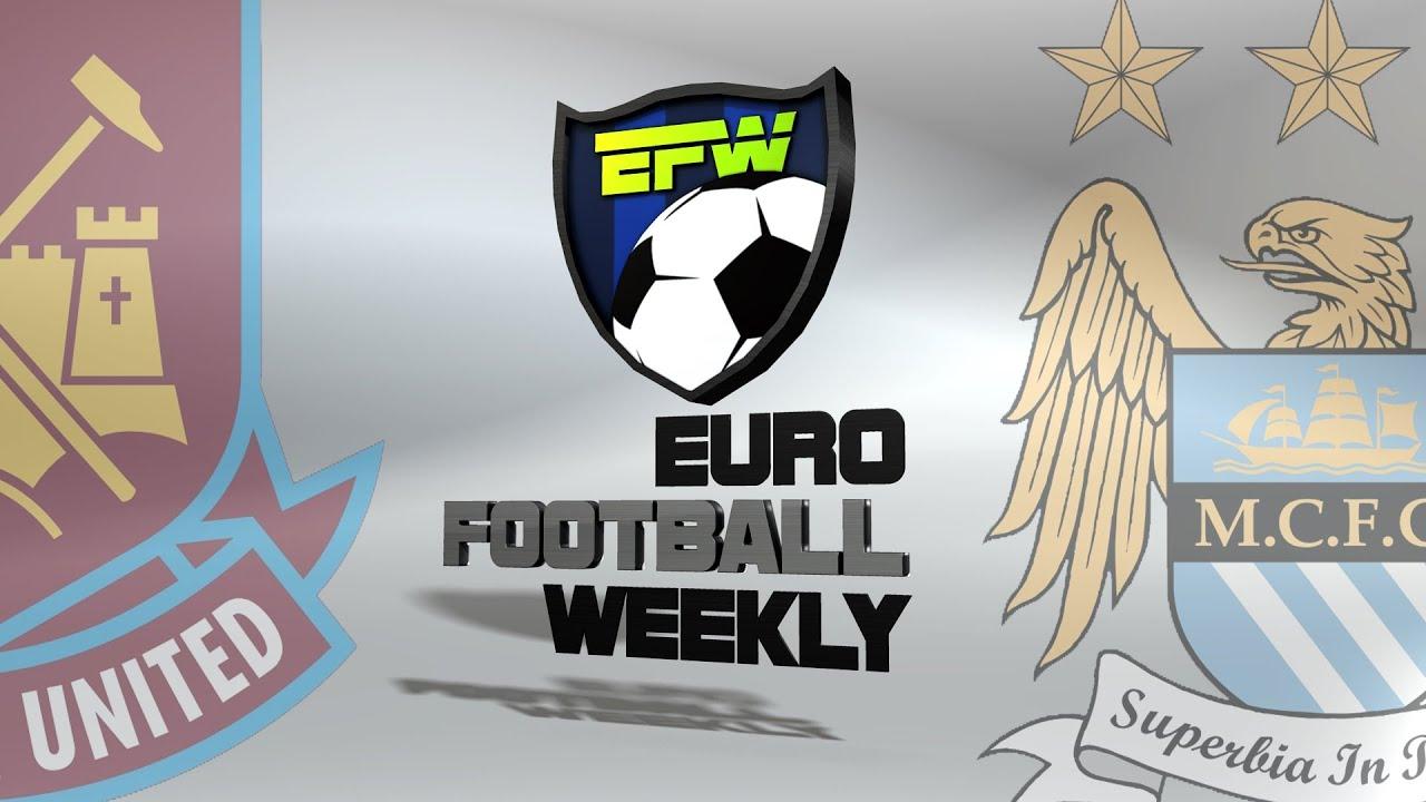 West Ham vs Manchester City 19.10.13 | EPL Football Match ...