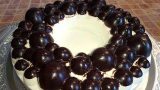 Шоколадный торт, Желе, Кушай и худей, Сладости без сахара