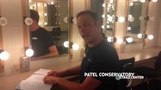 Patel Conservatory - Memorization Technique with Matthew Belopavlovich