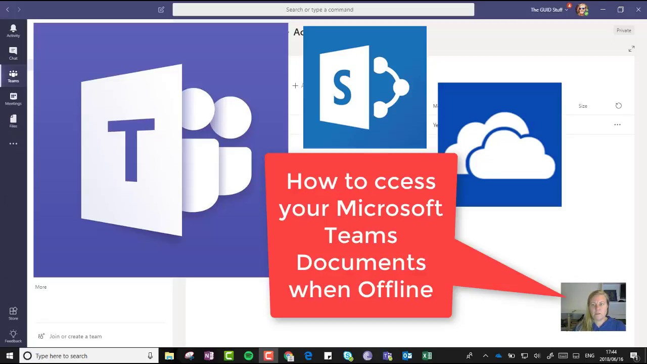 Microsoft365 Day 265: How to access your #MicrosoftTeams