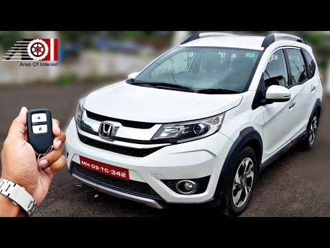 2019 Honda BR-V 7 Seater Cross MPV | Price | Mileage | Features | Interior | Specs