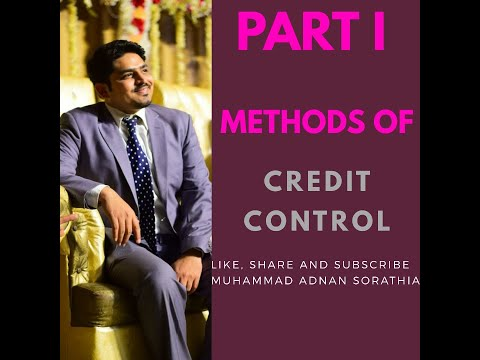Central Bank-Credit Control Policy Introduction (Lecture 1) By Sir Suwaleh Sorathia