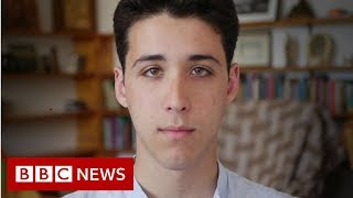 'I took an internship at a monastery' - BBC News