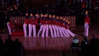 Parade Of The Wooden Soldiers - Garey High School Auxiliary