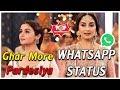 Ghar More Pardesiya  Whatsapp Status  Alia Bhatt, Varun Dhawan #Kalank Whatsapp Status Video Download Free