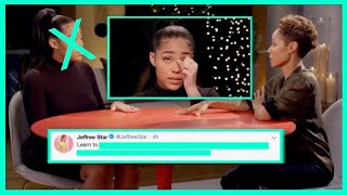 Jeffree Star EXPOSES Jordyn Woods and Khloe Kardashian with 1 tweet