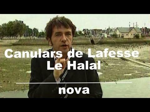 Canular de Lafesse : le halal - Nova