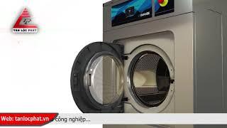 Máy giặt công nghiệp Danube -French cao cấp đã có mặt tại Việt Nam