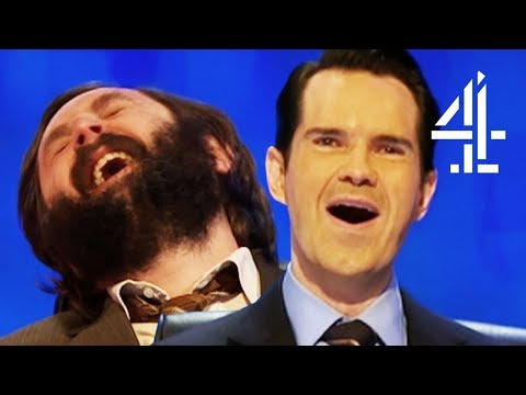 Joe Wilkinson Cannot Stop Laughing After Fabio Messes Up!!  8 Out Of 10 Cats Does Countdown