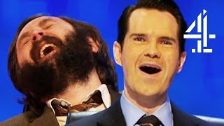 Joe Wilkinson Cannot Stop Laughing After Fabio Messes Up!! | 8 Out Of 10 Cats Does Countdown