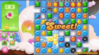 Candy Crush Jelly Saga - Level 237 (3 star, No boosters)