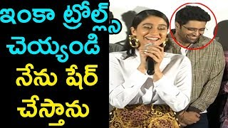 Regina Cassandra Superb Speech At Evaru Thanks Meet || Adivi Sesh |