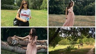 Dnepr vlog: фото сессия, я морж и бешеные лошади | Sasha Kirman