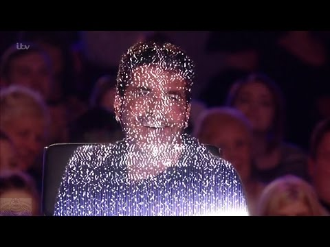 Britain's Got Talent 2016 S10E04 David Walliams' Mom Gives the X For Simon Cowell Full
