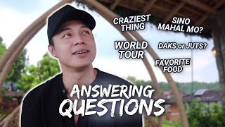 Answering Questions | DJ LOONYO