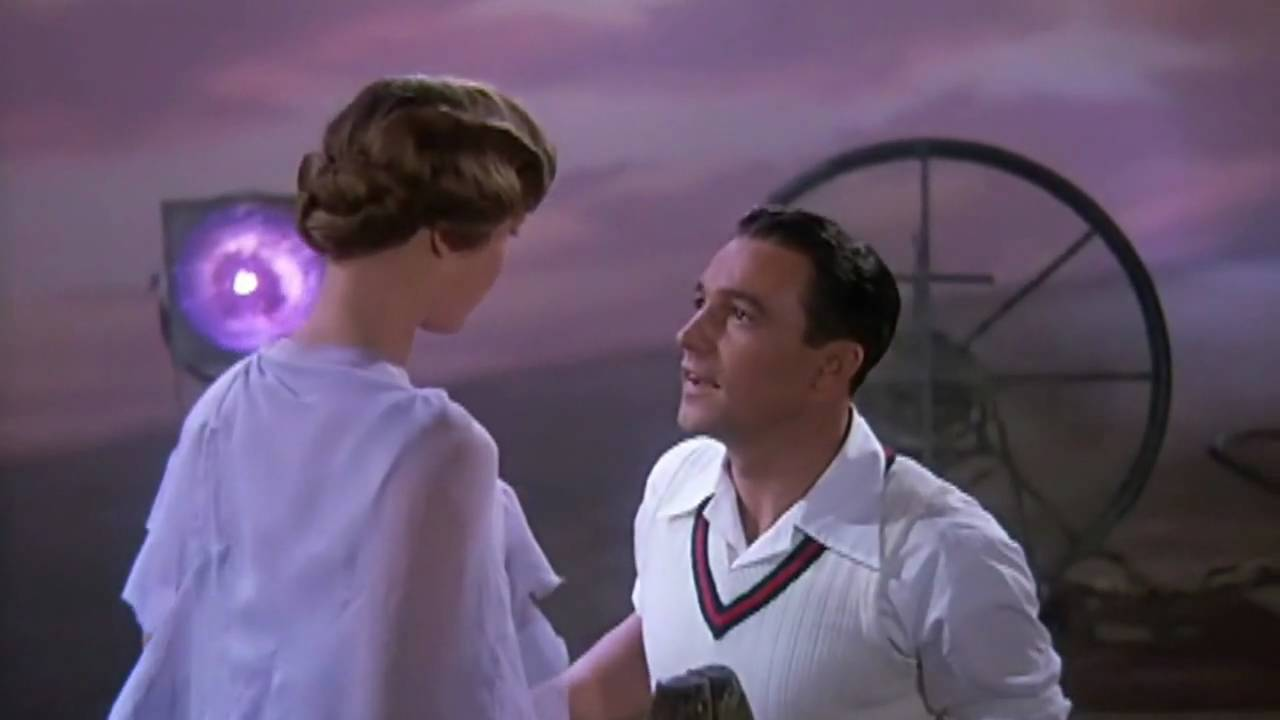 Singing In The Rain You Were Meant For Me Gene Kelly And Debbie