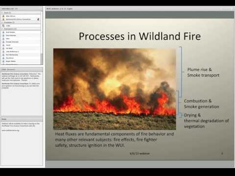 Computer models for wildland and WUI fires