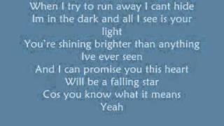Stan Walker-Unbroken lyrics