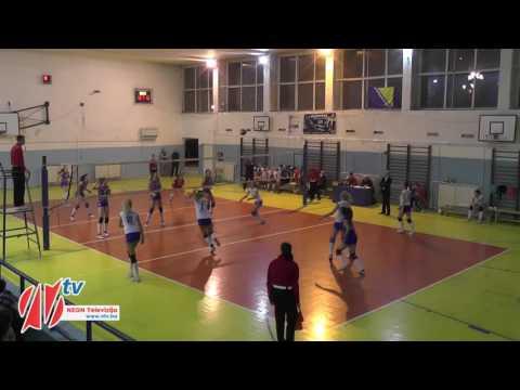 ŽOK Bosna Kalesija - ŽOK Smeč Lukavac (VIII kolo Superlige FBiH)