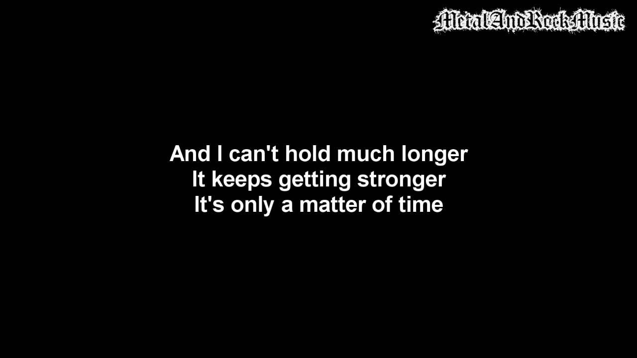 Three Days Grace - Landmine | Lyrics on screen | HD