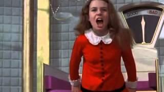 Veruca Salt: I Want It Now!  (Willie Wonka & the Chocolate Factory) 1971