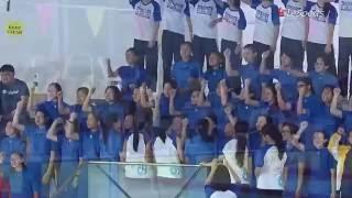 2016學界D1游泳 C組  頒獎 (協恩中學)
