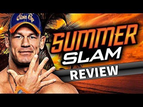 WWE SummerSlam 2017 - PPV...