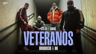 Celo & Abdi - VETERANOS feat. Brudi030 & HK (prod. von DOKII) [Official Video]