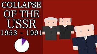 Ten Minute History - The Decline and Dissolution of the Soviet Union (Short Documentary)