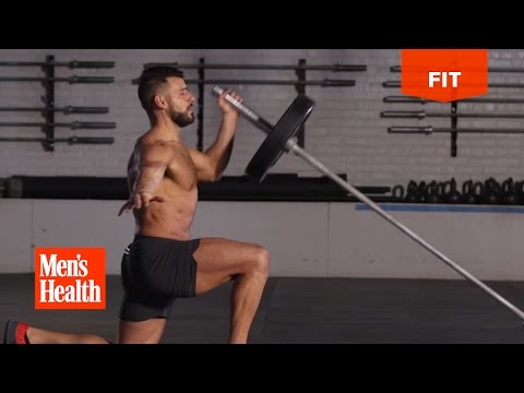 Cook and Chisel 3.0: The Barbell Blast Workout