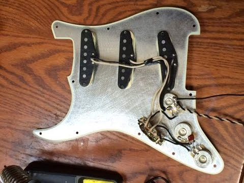 strat wiring diagram bridge tone 1997 ford f350 a s pickup to any knob by scott grove youtube