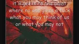 Children Of Bodom - Hate Crew Deathroll (lyrics)