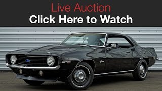 MAG Auctions / 2017 Hot August Nights Collector Car Auction  Live Stream thumbnail