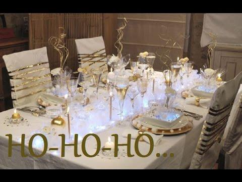 +60 Christmas table decoration ideas Part 2/+60 idées Décoration de table de Noël /bricoart.kam