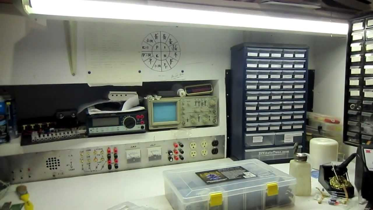 lab equipment list